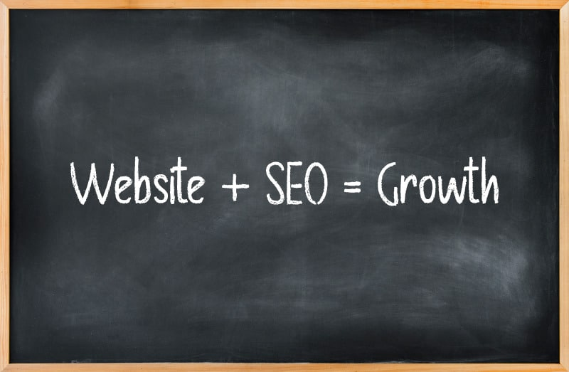 Website + SEO = Growth