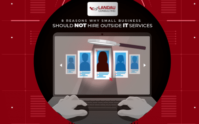 8 Reasons Why Small Business Should NOT Hire Outside IT Services