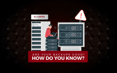 Are Your Backups Good?  How Do You Know?